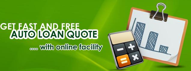 Free Auto Loan Quote