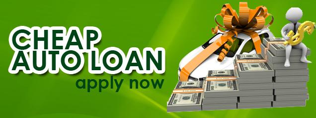 Cheap Auto Loan